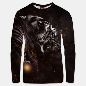 Thumbnail image of Angry Tiger Baumwoll sweatshirt, Live Heroes