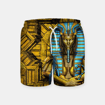 Thumbnail image of Sacred Queen Swim Shorts, Live Heroes