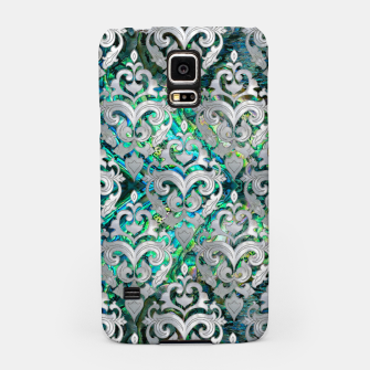 Thumbnail image of Persian Oriental  pattern abalone and pearl Samsung Case, Live Heroes