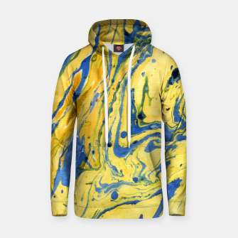 Thumbnail image of Colors on the Lake Marbling |  Cotton hoodie, Live Heroes