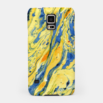 Thumbnail image of Colors on the Lake Marbling |  Samsung Case, Live Heroes