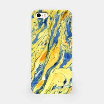 Thumbnail image of Colors on the Lake Marbling |  iPhone Case, Live Heroes