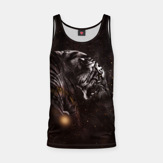 Thumbnail image of Angry Tiger Muskelshirt , Live Heroes