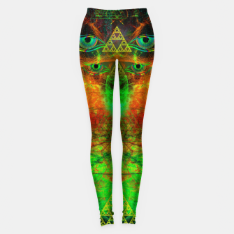 Miniature de image de Cooling A Mental Wildfire Leggings, Live Heroes