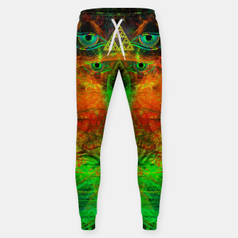 Miniature de image de Cooling A Mental Wildfire Cotton sweatpants, Live Heroes