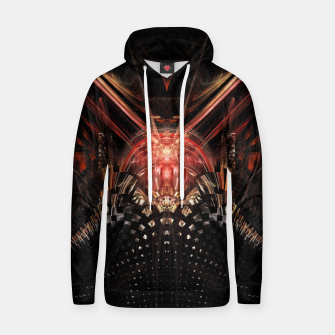 Thumbnail image of Perception Abstract |  Cotton hoodie, Live Heroes