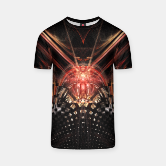 Thumbnail image of Perception Abstract |  T-shirt, Live Heroes