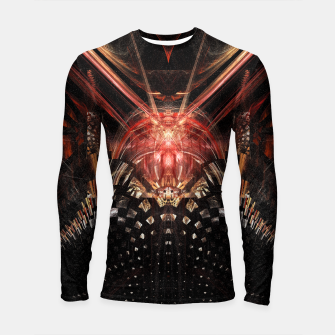 Thumbnail image of Perception Abstract |  Longsleeve rashguard , Live Heroes