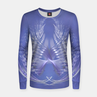 Thumbnail image of Mercury in Libra Cardinal Air | Woman cotton sweater, Live Heroes