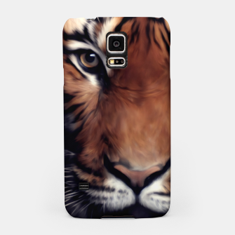 """Thumbnail image of """"TIGER"""" Handyhülle für Samsung, Live Heroes"""