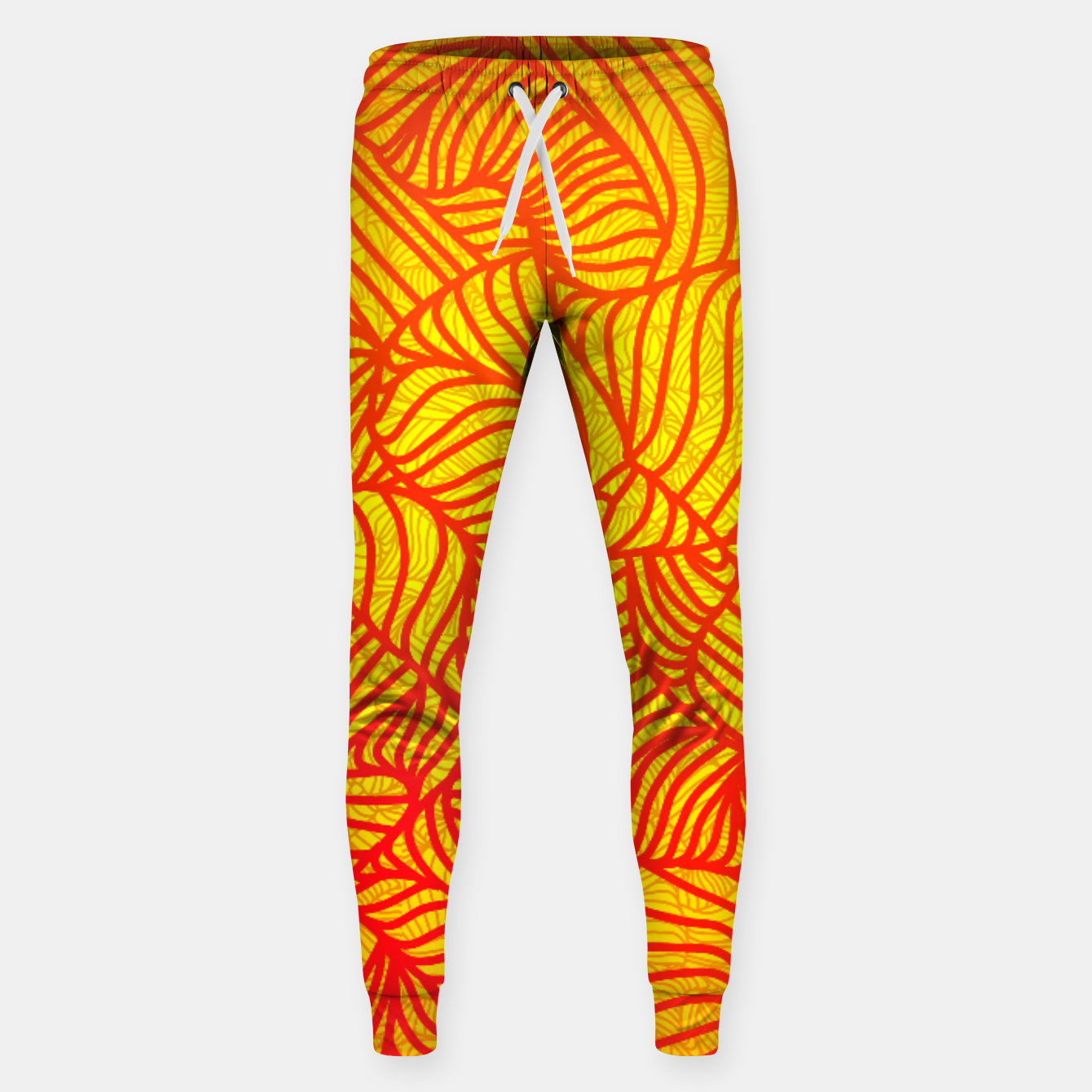 Image of Fire Cotton sweatpants - Live Heroes
