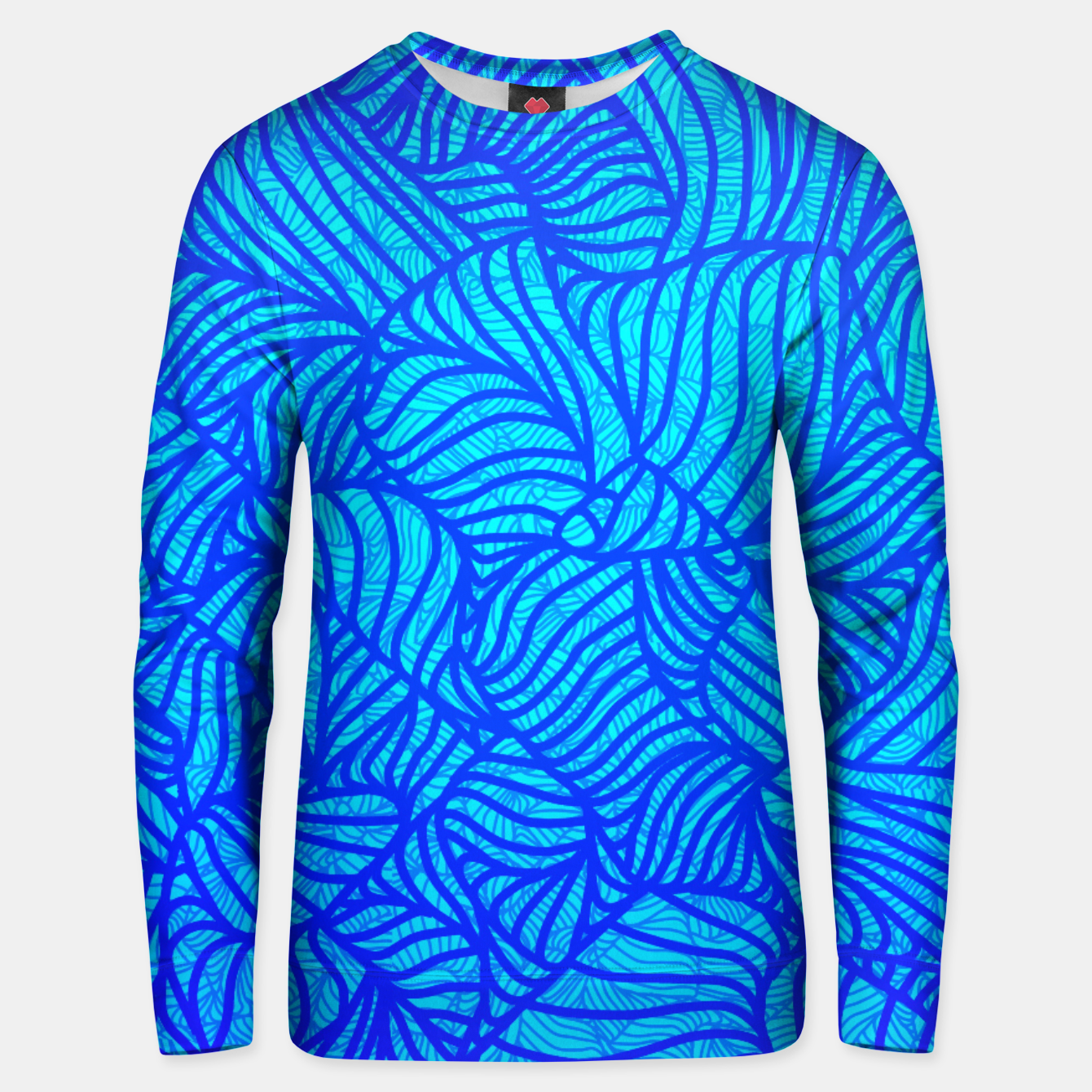 Image of Watrr Cotton sweater - Live Heroes