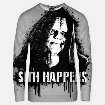 Thumbnail image of S1th Happens Cotton sweater, Live Heroes