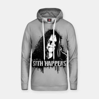 Thumbnail image of S1th Happens Cotton hoodie, Live Heroes