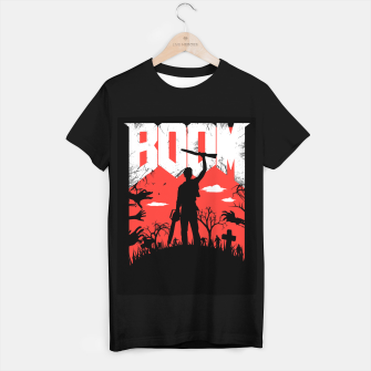 Thumbnail image of This Is My Boomstick T-shirt regular, Live Heroes
