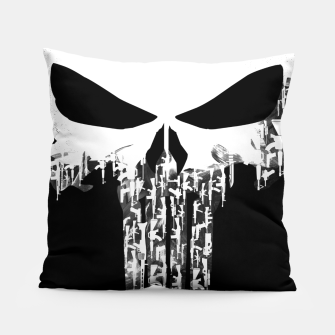 Thumbnail image of Weapons Of Punishment Pillow, Live Heroes