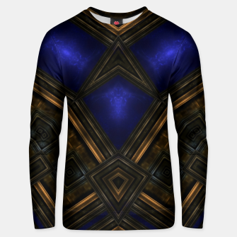Xamini-Cobalt Cotton sweater