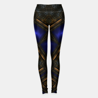 Xamini-Cobalt Leggings