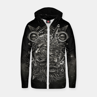 Imagen en miniatura de Winya No. 143 Cotton zip up hoodie, Live Heroes