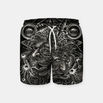 Thumbnail image of Winya No. 143 Swim Shorts, Live Heroes