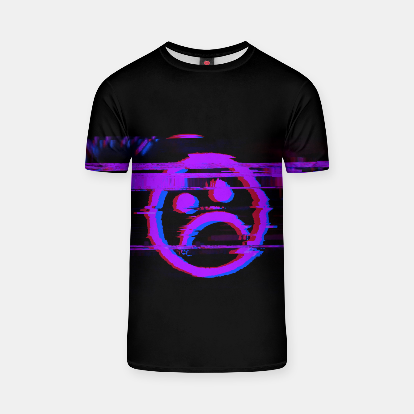 Image of SDBY_purple T-shirt - Live Heroes
