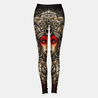 Thumbnail image of Winya No. 145 Leggings, Live Heroes