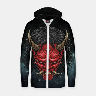 Thumbnail image of Winya No. 146 Cotton zip up hoodie, Live Heroes