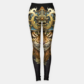 Thumbnail image of Winya No. 147 Leggings, Live Heroes