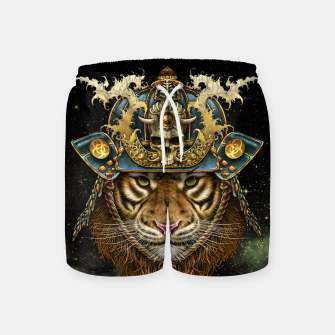 Thumbnail image of Winya No. 147 Swim Shorts, Live Heroes