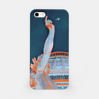 Thumbnail image of Letting Fly | iPhone Case, Live Heroes
