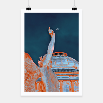 Thumbnail image of Letting Fly | Poster, Live Heroes