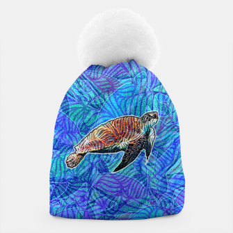 Thumbnail image of turtle Beanie, Live Heroes