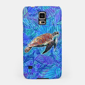 Thumbnail image of turtle Samsung Case, Live Heroes
