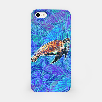 Thumbnail image of turtle iPhone Case, Live Heroes