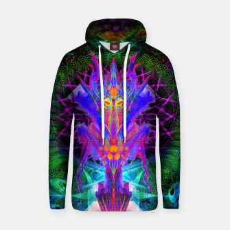 Thumbnail image of Lord Rokklu From Orion (Vallios Visual Kung Fu Collab) Cotton hoodie, Live Heroes