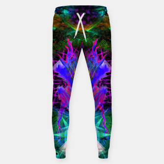 Thumbnail image of Lord Rokklu From Orion (Vallios Visual Kung Fu Collab) Cotton sweatpants, Live Heroes