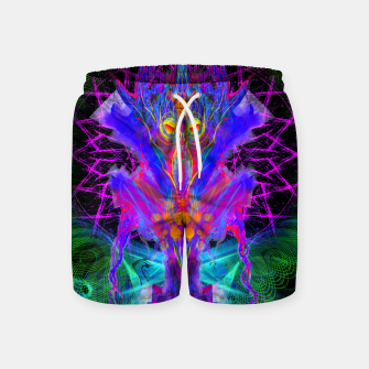 Thumbnail image of Lord Rokklu From Orion (Vallios Visual Kung Fu Collab) Swim Shorts, Live Heroes