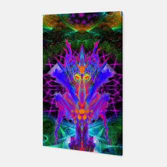 Thumbnail image of Lord Rokklu From Orion (Vallios Visual Kung Fu Collab) Canvas, Live Heroes