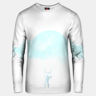 Thumbnail image of THROUGH THE CLOUDS Cotton sweater, Live Heroes