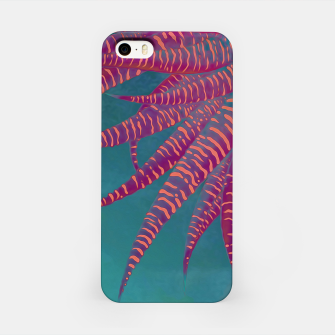 "Miniaturka ""Agave psychedelic colors pop-art Sci Fi Jungle"" Carcasa por Iphone, Live Heroes"