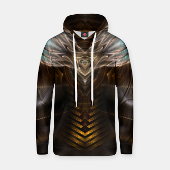 Thumbnail image of ESM2PM3PDF Mech Tech Cotton hoodie, Live Heroes