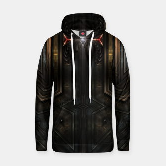 Thumbnail image of WPO M3PM2M8P Mech Tech Cotton hoodie, Live Heroes