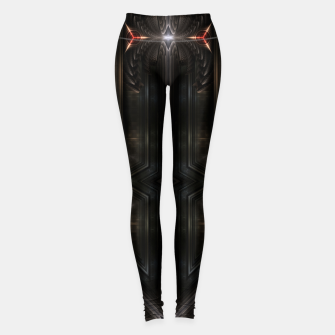WPO M3PM2M8P Mech Tech Leggings