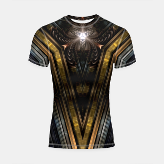 Star Diamond M3M2M8M3 Shortsleeve rashguard