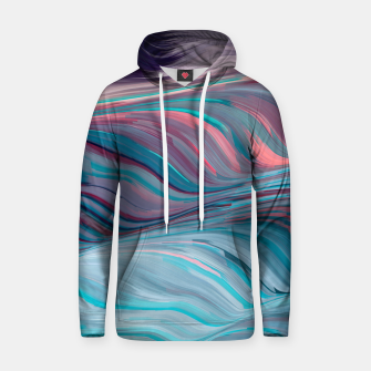 Thumbnail image of Glitch sea Cotton hoodie, Live Heroes