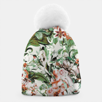 Thumbnail image of Exotic flowery abstract bouquet Gorro, Live Heroes
