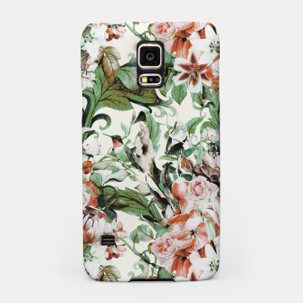 Thumbnail image of Exotic flowery abstract bouquet Carcasa por Samsung, Live Heroes