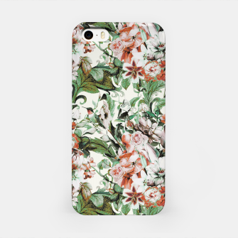 Thumbnail image of Exotic flowery abstract bouquet Carcasa por Iphone, Live Heroes
