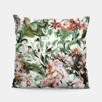 Thumbnail image of Exotic flowery abstract bouquet Almohada, Live Heroes