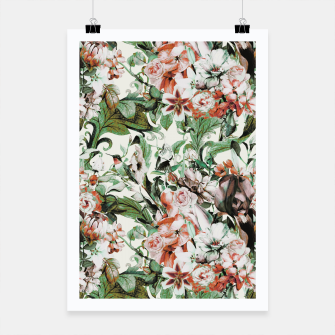 Thumbnail image of Exotic flowery abstract bouquet Cartel, Live Heroes